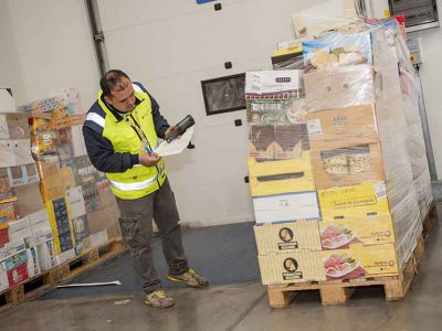 logistica grande distribuzione