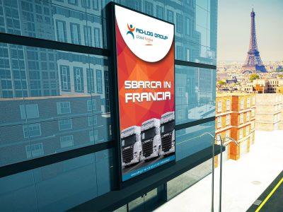servizio groupage francia